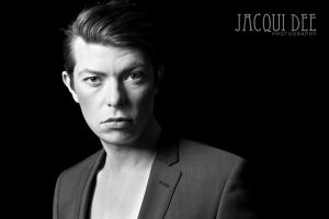 John Frankland as Bowie